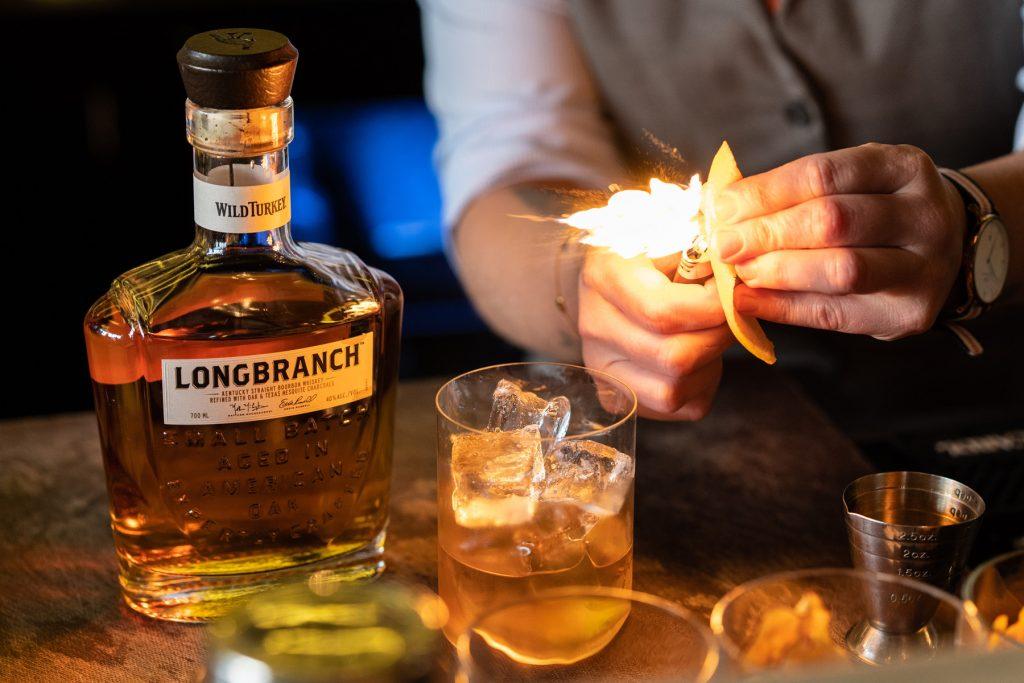 Wild Turkey Longbranch Kentucky Straight Bourbon Whiskey
