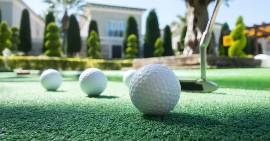 Golf Country Club Marketing Plan