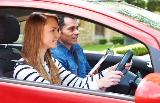 The features of the Driver Instructor
